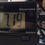 水槽の水質管理 pH(ペーハー)の変動の原因