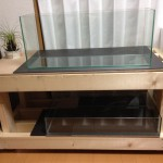 水槽台をDIY(自作)してみました 木製の90cm×45cm